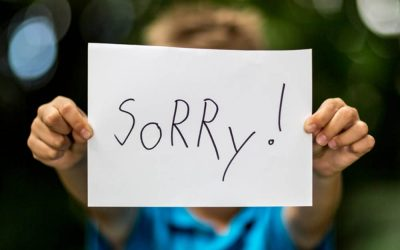 מחשבות על 'סליחה'